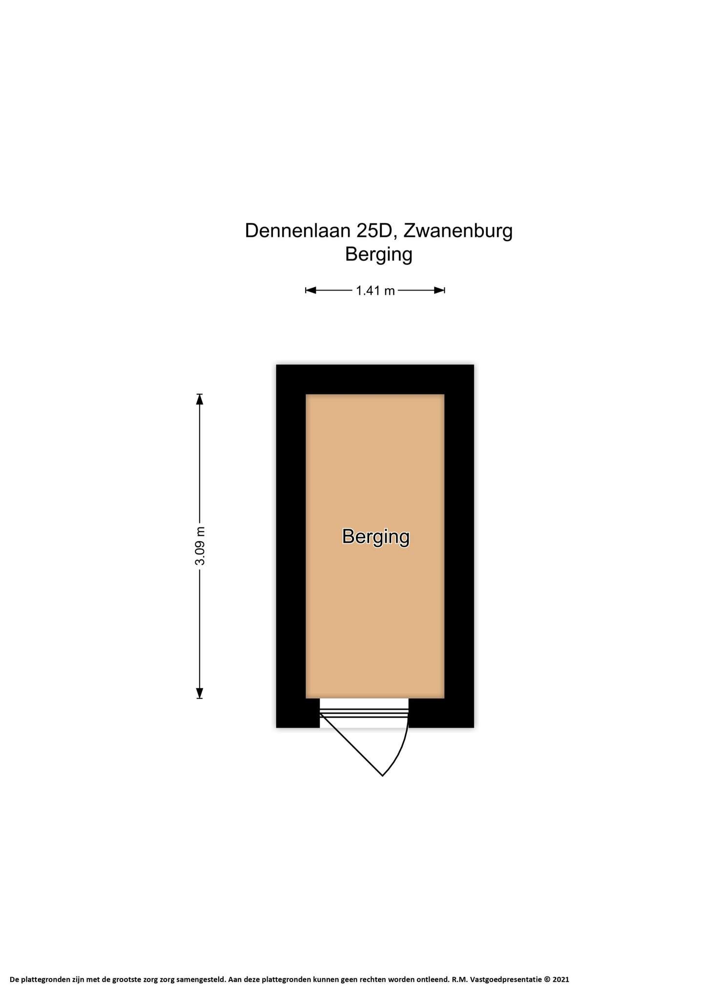 Dennenlaan 25 D